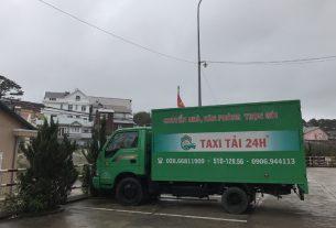 Thuê xe tải chở hàng quận 4
